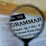 Prepared Speechに取り組むなら、文法は学んだ方が良い